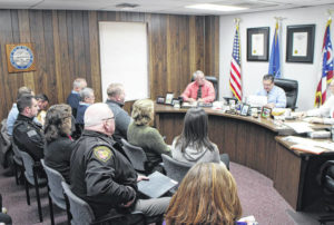No cuts in Highland County budget, for now