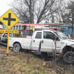 No injuries in New Market wreck