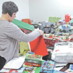 Gifts for needy kids in Highland County