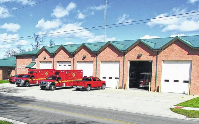The Paint Creek fire district currently occupies Hillsboro's newer fire station under a lease agreement while negotiations are ongoing regarding a sale of the property to the district, and, in a separate matter, the city is trying to determine whether to join the district or seek another contract for coverage.