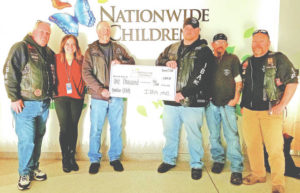 Independent Bikers Association MC helps children's hospitals
