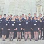 Lynchburg-Clay students attend National FFA Convention