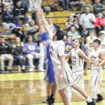 McClain drops a close game at home to Chillicothe 46-41