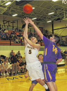 McClain travels to Miami Trace and loses 63-50