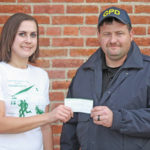 GHS donates $500 to GPD