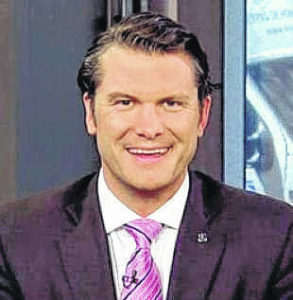 Pete Hegseth will be onsite at Momma's in Hillsboro for 'Fox & Friends' Wednesday
