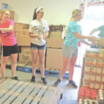 L-C FFA officers help Hope Emergency
