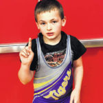 Tiger youth wrestlers improving as season progresses