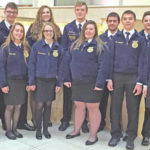 Dozen from L-C FFA at leadership conference