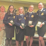 Lynchburg-Clay FFA excels at Big Eastern States Expo