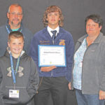 L-C recognized at National FFA Convention