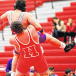 McClain wrestling secures share of FAC crown, Hillsboro falls out of contention with loss