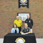 Lynchburg-Clay senior Kyle Luneke signs letter of intent to play soccer for Ohio Christian University