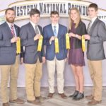 McClain FFA attends national contest