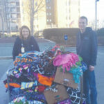 Mowrystown FFA delivers blankets