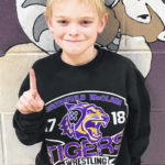 Greenfield Youth Wrestling team travels to Mechanicsburg for COBYWA tournament