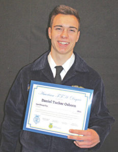 L-C honored at National FFA Convention