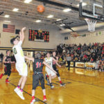 Lynchburg-Clay takes down Fairfield 74-62