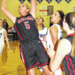 Fairfield ladies fall to Washington 50-40 on Saturday
