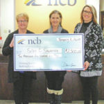 NCB donates to Soles for Students