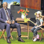 Young Clinton-Massie inventor steals Steve Harvey show