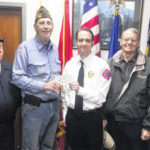 VFW donates to Lynchburg fire department