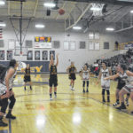Lynchburg-Clay ladies come back to tie late, lose to Eastern 60-56