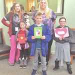 GES students send letters to elderly