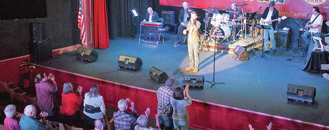 Scenes like this one will return to the Paint Valley Jamboree at the Paxton Theatre in Bainbridge when it opens for the 54th season on Sunday, Feb. 18.