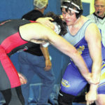 Hillsboro and McClain wrestlers travel to Washington High School for sectional tournament