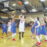 Fairfield ladies advance in tournament courtesy of 67-21 win over Portsmouth
