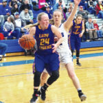 McClain girls can't match Washington on road, lose 57-25