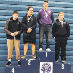 McClain wrestlers just miss group medal at Washington Court House tournament