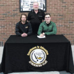 Lynchburg-Clay's Ben Bales signs to run track and cross country at Wilmington College