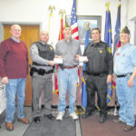 VFW donates to Highland, Lynchburg police