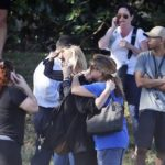 At least 17 killed in Florida school shooting
