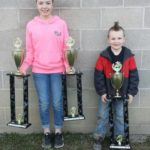 Local aunt and nephew, Sarah McKinney and Jason Butler, share love of racing on and off track