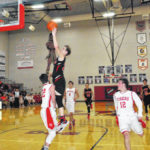 Fairfield closes season in sectional final, New Boston advances 80-66