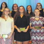 Frontier Athletic Conference Winter sports banquet