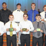 FAC swimming and wrestling All-League selections