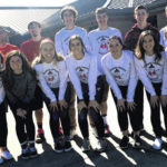 Fairfield ends indoor track season at Marshall University, four athletes on to state tournament