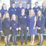 Fairfield FFA helps at ag event
