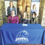 Hannah Smith signs with Shawnee State University for soccer