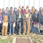 McClain FFA competes at Miami Trace Invitational