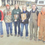 Mowrystown FFA team takes 5th in state