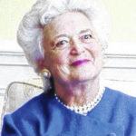 Local reaction: Barbara Bush was 'the country's mother'