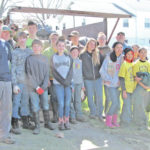 SWCD hosts Earth Day project in Lynchburg