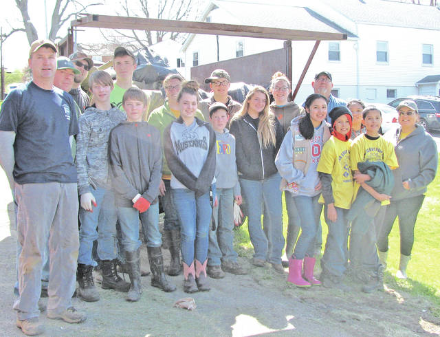 April 22 marked the annual celebration of Earth Day. The Highland Soil and Water Conservation District partnered with other communities in the East Fork Little Miami River Watershed and organized a stream clean-up in Lynchburg on April 21 in recognition of Earth Day. Volunteers from the local Boy Scouts, Girls Scouts and members of the Lynchburg-Clay FFA Chapter rallied together to do their part to collect litter and keep it from polluting the local streams. It was encouraging to see everyone do their part to raise environmental awareness. Earth Day is an opportunity to do something positive for the environment, but it's even better to keep it going after Earth Day has passed.