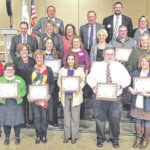 Local honored at SOESC Four-County Meeting