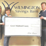 Grow! gets Wilmington Savings donation